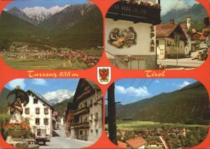 Tarrenz Tarrenz Tirol Wappen * / Tarrenz /Tiroler Oberland