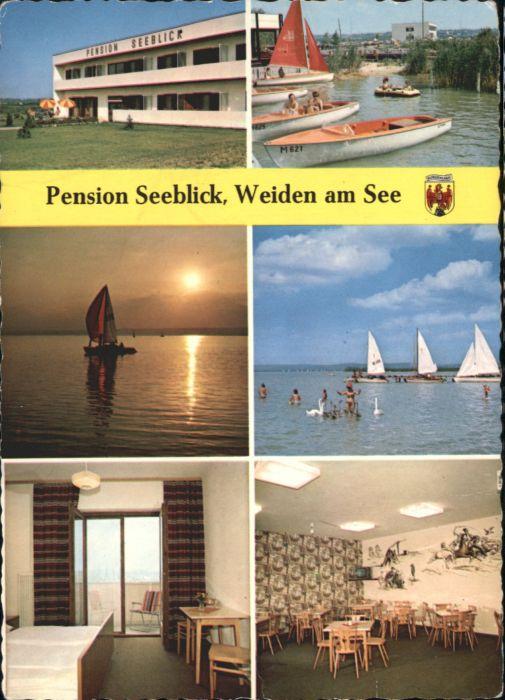Weiden See Weiden See Burgenland Pension Seeblick * / Weiden am See /Nordburgenland