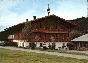 Filzmoos Filzmoos Neuberg Pension Oberhof * / Filzmoos /Pinzgau-Pongau