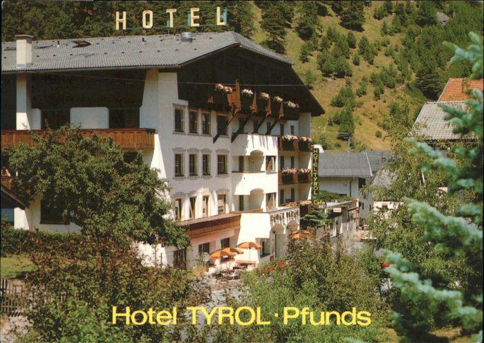 Pfunds Pfunds Oberinntal Tirol Hotel Tyrol X Pfunds Tiroler