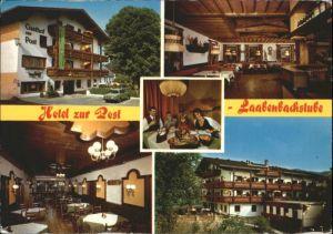 Brand-Laaben Brand-Laaben Wienerwald Hotel zur Post * / Brand-Laaben /St. Poelten