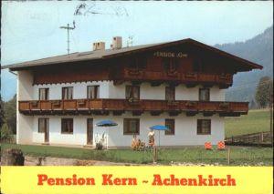 Achenkirch Achenkirch Achensee Pension Kern x / Achenkirch am Achensee /Tiroler Unterland
