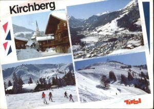 Kirchberg Tirol Kirchberg Tirol Kitzbuehel x / Kirchberg in Tirol /Tiroler Unterland
