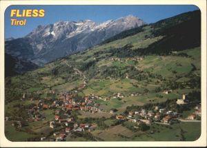 Fliess Fliess Landeck Tirol x / Fliess /Tiroler Oberland