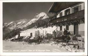 Moesern Moesern i. T. Menthof Mieminger Berge * / Telfs /Innsbruck