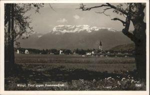 Woergl Tirol Sonnwendjoch x / Woergl /Kufstein
