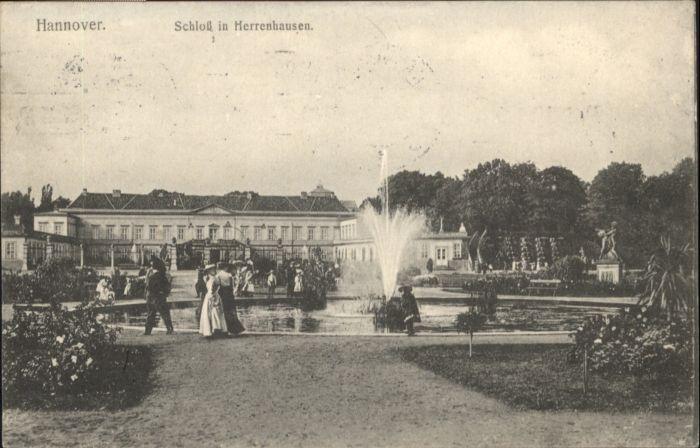 Herrenhausen Hannover Herrenhausen Hannover Schloss x / Hannover /Region Hannover LKR