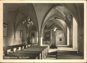 Chorin Chorin Kloster Chorin Kapelle * / Chorin /Barnim LKR