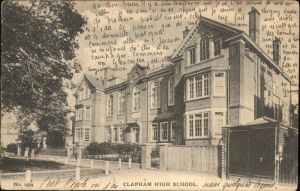 Clapham High School x