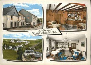 Reifferscheid Eifel Reifferscheid Schleiden Hotel Schumacher * / Hellenthal /Euskirchen LKR