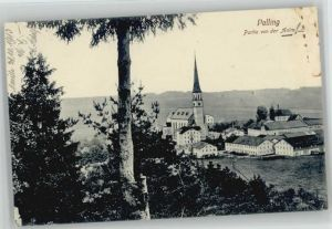 Palling Palling Oberbayern  o 1913 / Palling /Traunstein LKR
