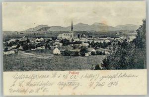 Palling Palling Oberbayern  o 1906 / Palling /Traunstein LKR