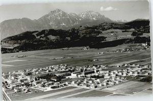 Mitterfelden Fliegeraufnahme o 1962