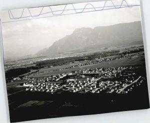 Mitterfelden Fliegeraufnahme o 1964