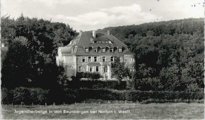 Nottuln Nottuln Jugendherberge Baumbergen x / Nottuln /Coesfeld LKR