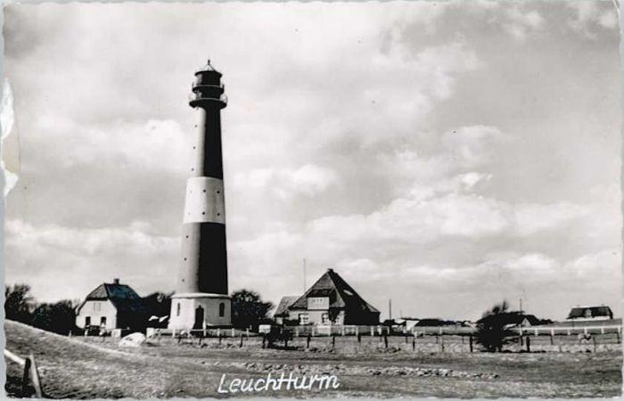 Pellworm Pellworm Leuchtturm * / Pellworm /Nordfriesland LKR