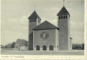 Emsdetten Emsdetten Marien Kirche  x / Emsdetten /Steinfurt LKR