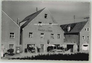 Velburg Velburg Gasthof zum Loewen o 1962 / Velburg /Neumarkt LKR