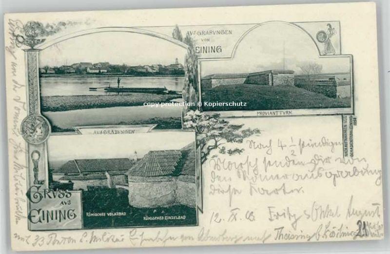 Eining  x 1903