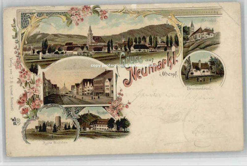 Neumarkt Oberpfalz  x 1903