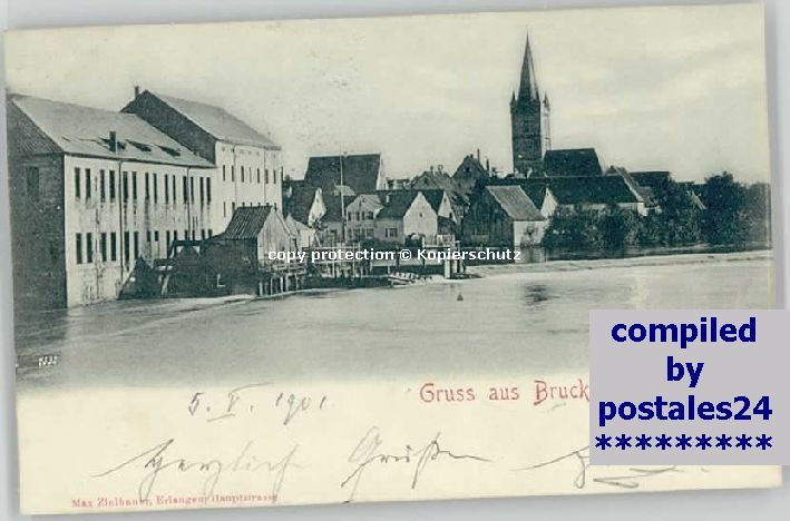 Bruck Erlangen  x 1901