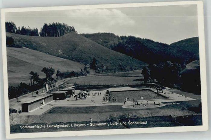 Ludwigsstadt Ludwigsstadt Bad x / Ludwigsstadt /Kronach LKR
