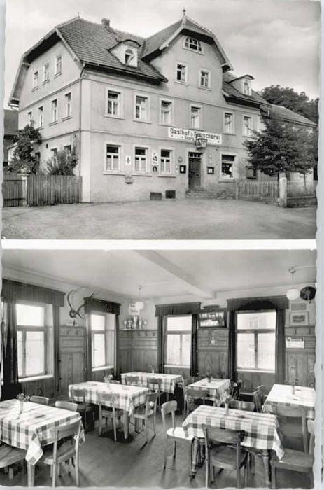 Stockheim Oberfranken Stockheim Gasthof M. Schwalb * / Stockheim /Kronach LKR