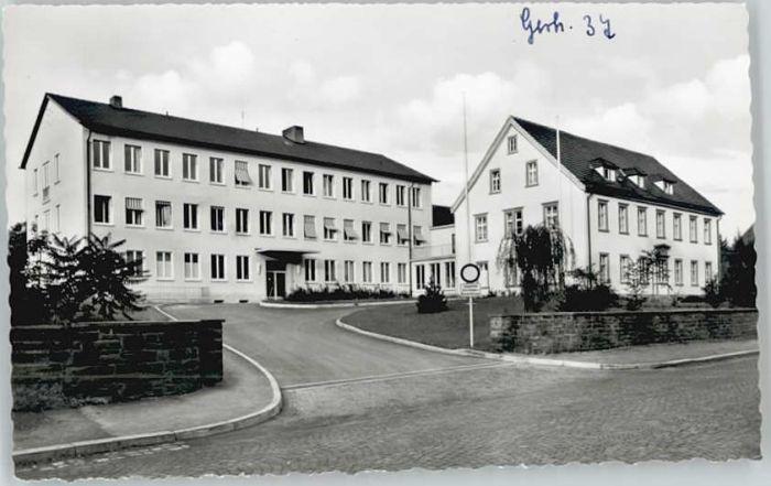Gerolzhofen Kreiskrankenhaus *