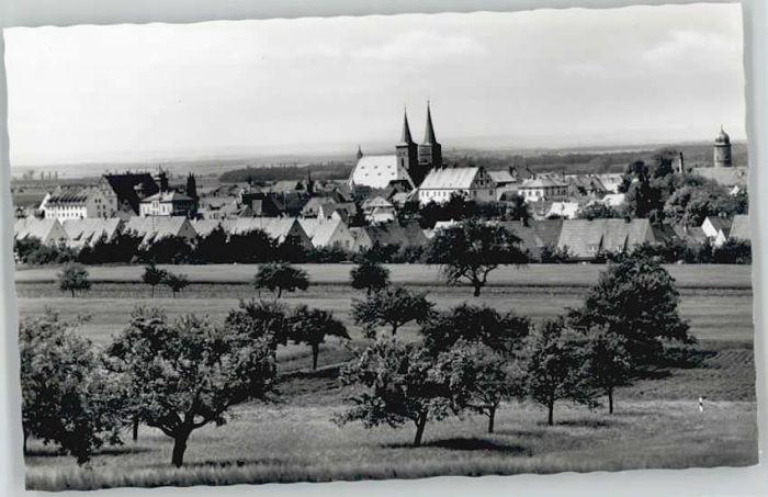 Gerolzhofen  *