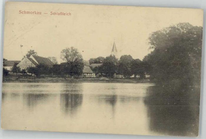 Schmorkau Schloss Teich x
