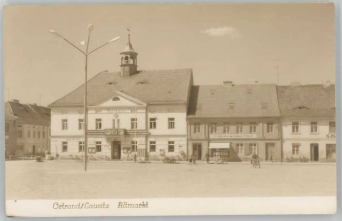 Ortrand Altmarkt *
