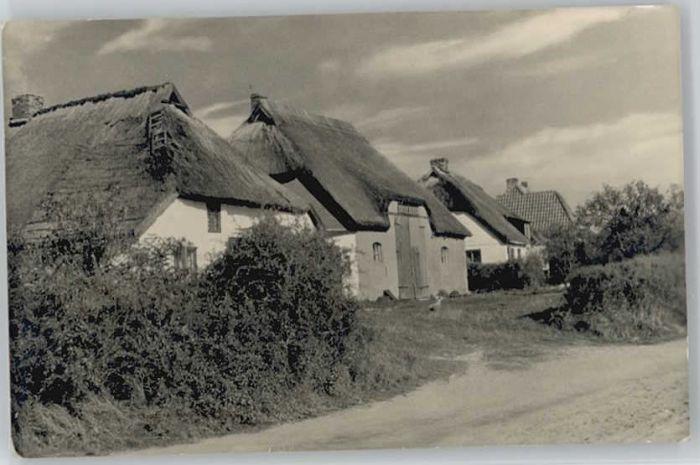 Vitte Vitte  x / Insel Hiddensee /Ruegen LKR