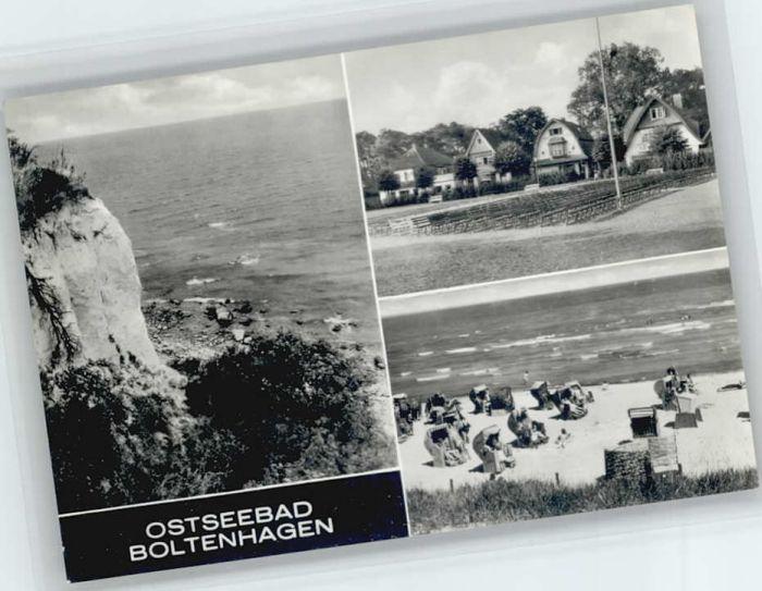 Boltenhagen Ostseebad Boltenhagen Ostseebad Strand x / Ostseebad Boltenhagen /Nordwestmecklenburg LKR