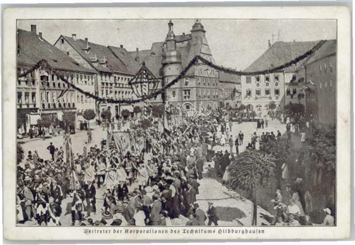 Hildburghausen Hildburghausen  * / Hildburghausen /Hildburghausen LKR