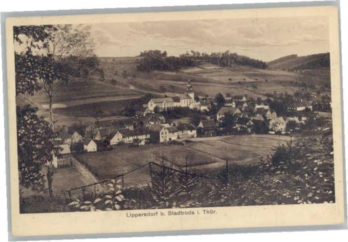 Lippersdorf-Erdmannsdorf Lippersdorf-Erdmannsdorf  x / Lippersdorf-Erdmannsdorf /Saale-Holzland-Kreis LKR
