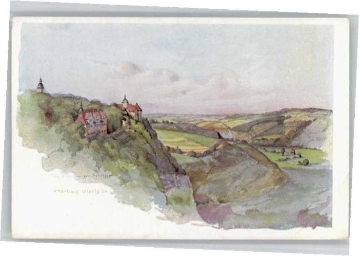 Dornburg Saale Dornburg Saale Schloesser * / Dornburg Saale /Saale-Holzland-Kreis LKR