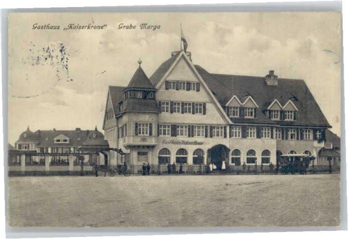 Grube Marga Gasthaus Kaiserkrone x