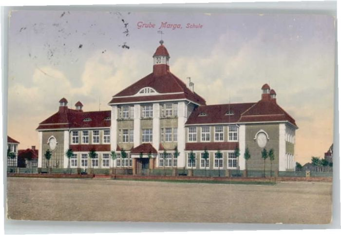 Grube Marga Schule x