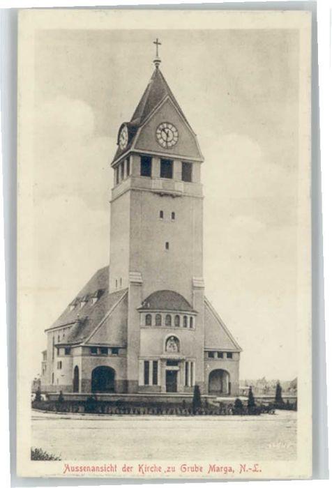 Grube Marga Kirche *