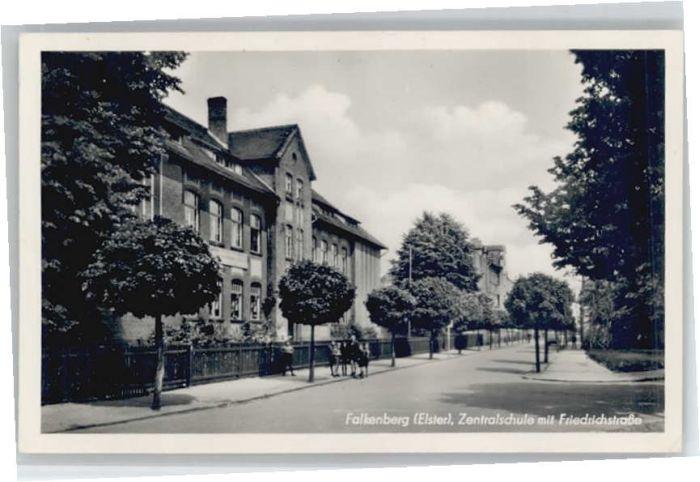Falkenberg Elster Zentralschule Friedrichstrasse *