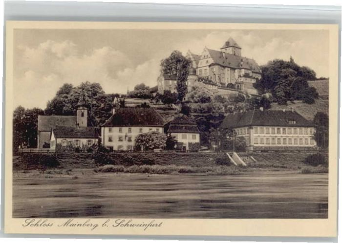 Mainberg Schloss Mainberg *