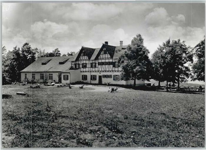 Gerolzhofen Erholungsheim Waldesruh *