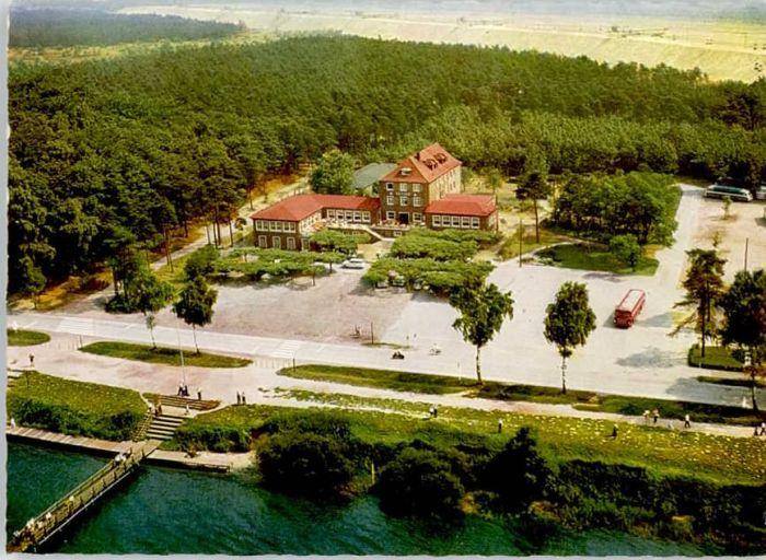 Haltern Hotel Seehof Fliegeraufnahme  *