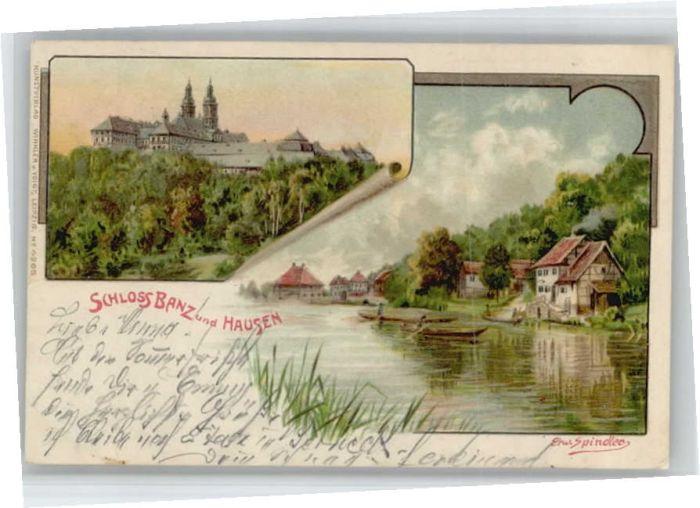 Schloss Banz Kuenstler  Erwin Spindler x