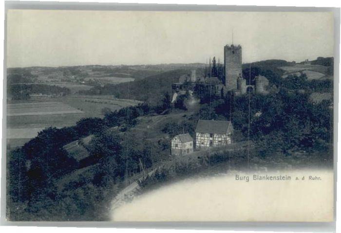 Blankenstein Ruhr Burg Blankenstein *