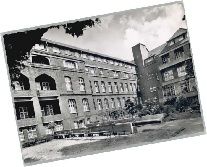 Borbeck Essen Krankenhaus Rhilippusstift *