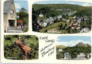 Virneburg Cafe Restaurant Lang *