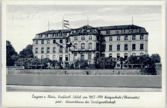 Engers Kurfuerstliches Schloss x