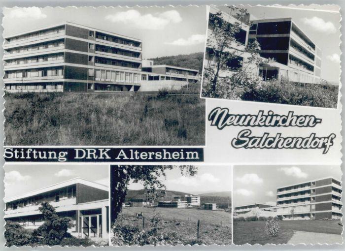 we77932 Salchendorf Neunkirchen Altersheim * Kategorie. Neunkirchen Alte Ansichtskarten