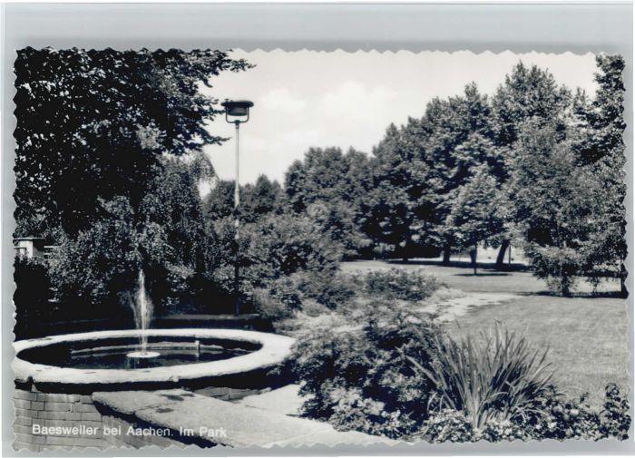 Baesweiler Park *